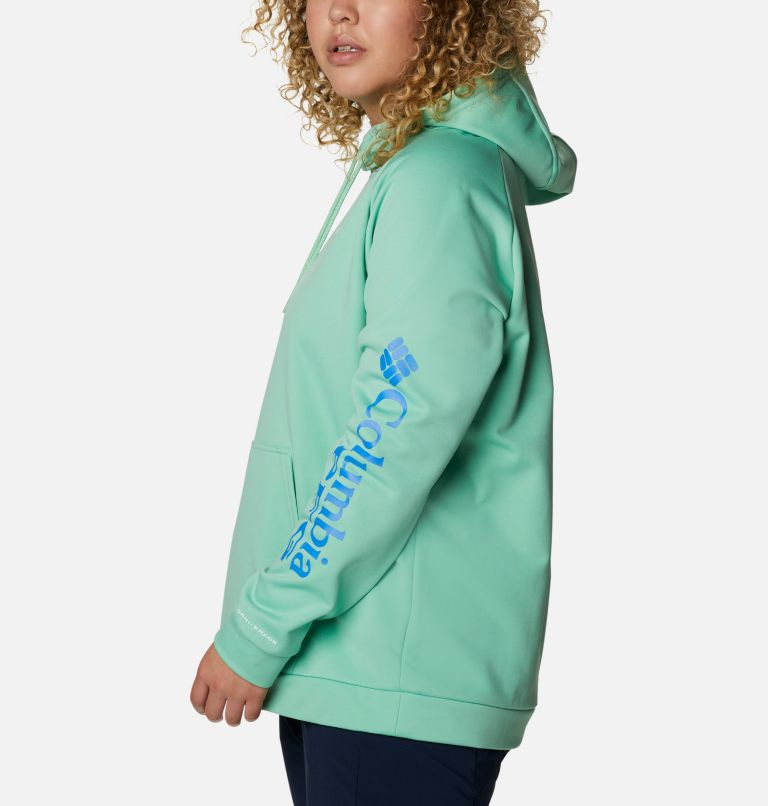 Women's PFG Tidal™ Fleece Hoodie - Plus Size Women's PFG Tidal™ Fleece Hoodie - Plus Size, a1