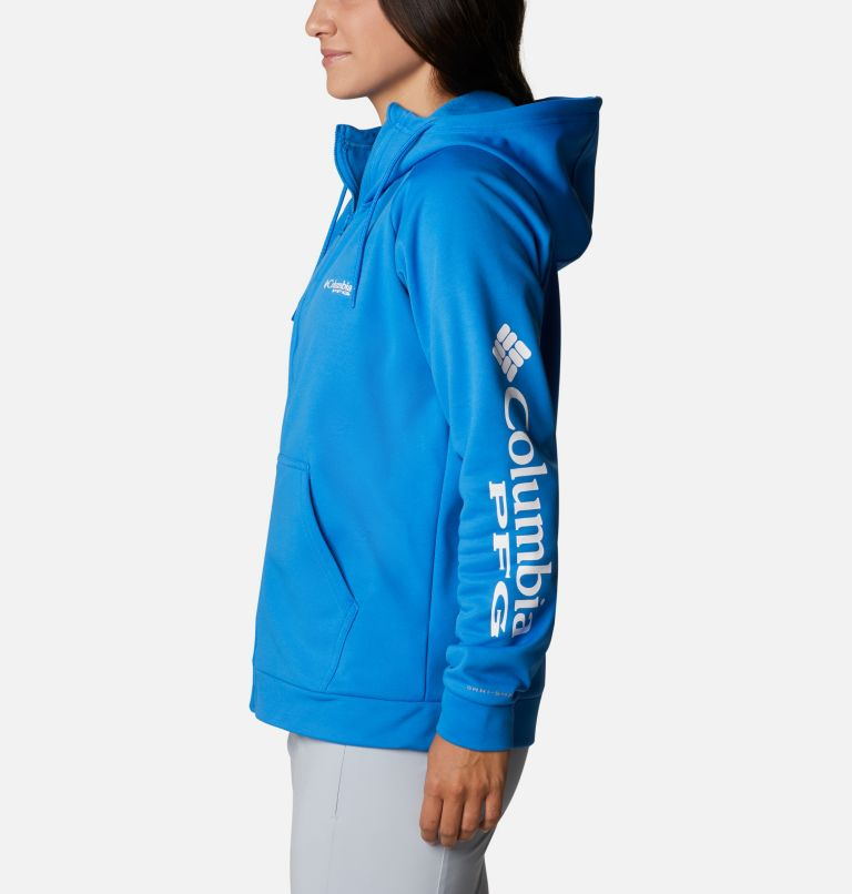 Women's PFG Tidal™ Full Zip Fleece Hoodie Women's PFG Tidal™ Full Zip Fleece Hoodie, a1
