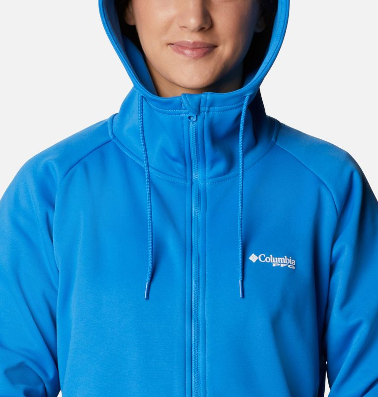 Women's PFG Tidal™ Full Zip Fleece Hoodie Women's PFG Tidal™ Full Zip Fleece Hoodie, a2