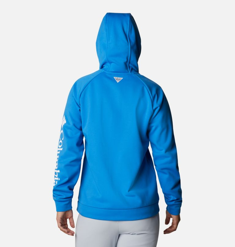 Women's PFG Tidal™ Full Zip Fleece Hoodie Women's PFG Tidal™ Full Zip Fleece Hoodie, back