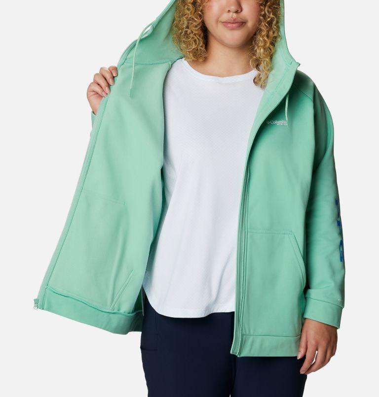 Women's PFG Tidal™ Fleece Full Zip Hoodie - Plus Size Women's PFG Tidal™ Fleece Full Zip Hoodie - Plus Size, a3