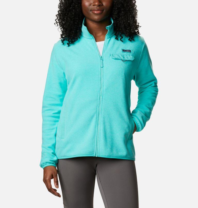 Women's PFG Harborside™ II Full Zip Fleece Jacket Women's PFG Harborside™ II Full Zip Fleece Jacket, front