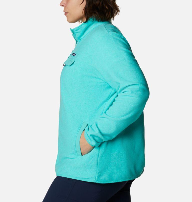Women's PFG Harborside™ II Full Zip Fleece Jacket - Plus Size Women's PFG Harborside™ II Full Zip Fleece Jacket - Plus Size, a1