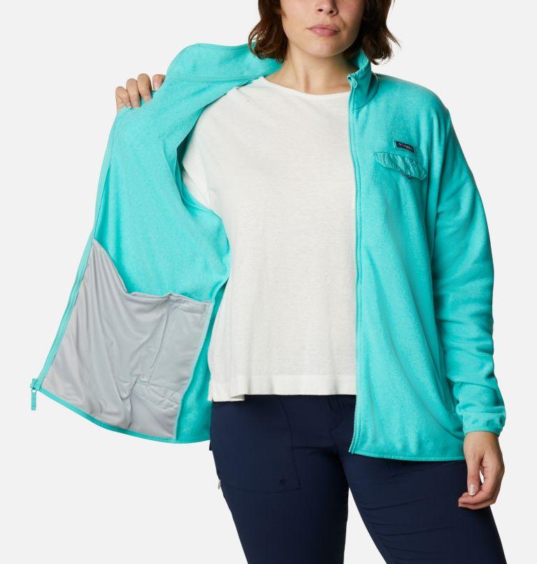 Women's PFG Harborside™ II Full Zip Fleece Jacket - Plus Size Women's PFG Harborside™ II Full Zip Fleece Jacket - Plus Size, a3
