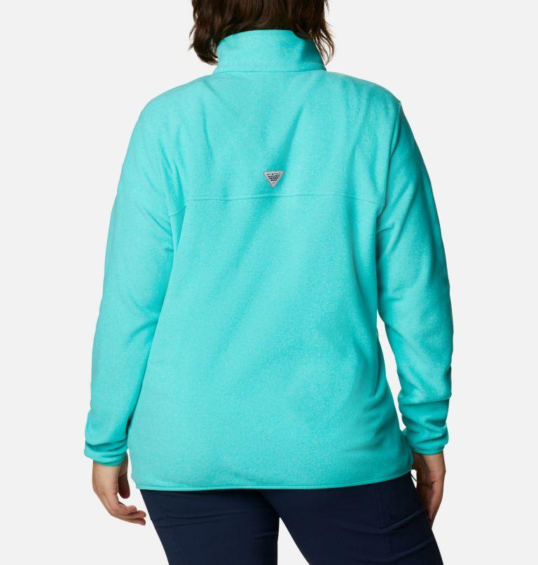Women's PFG Harborside™ II Full Zip Fleece Jacket - Plus Size Women's PFG Harborside™ II Full Zip Fleece Jacket - Plus Size, back