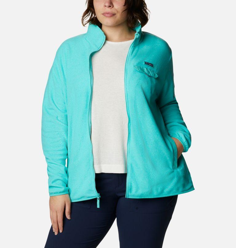 Women's PFG Harborside™ II Full Zip Fleece Jacket - Plus Size Women's PFG Harborside™ II Full Zip Fleece Jacket - Plus Size, front