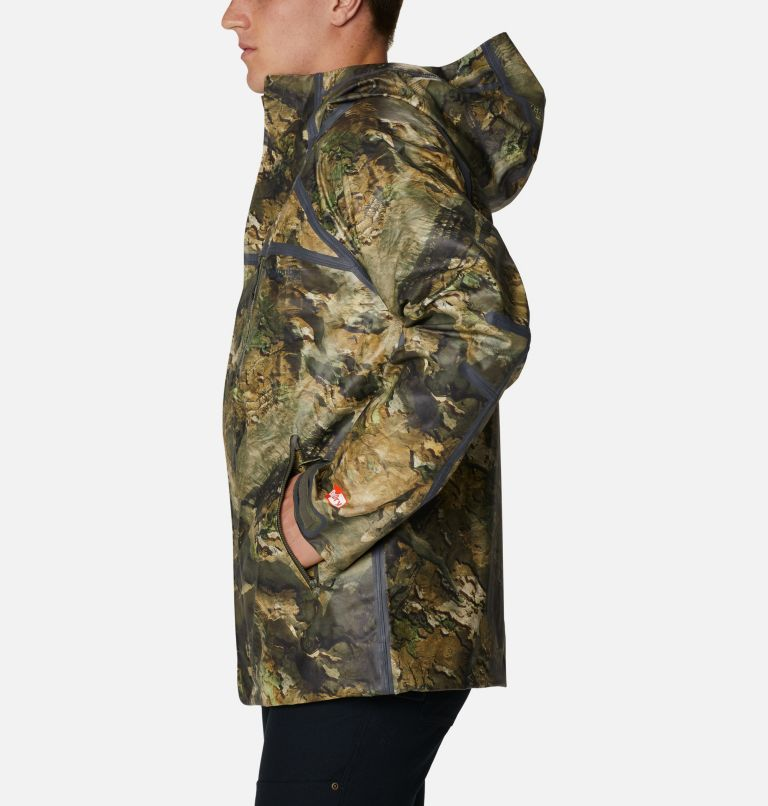 Trophy Rack™ ODX Jacket | 907 | XL Men's PHG Trophy Rack™ OutDry™ Extreme Jacket, Mossy Oak Terra Floodplain, a1