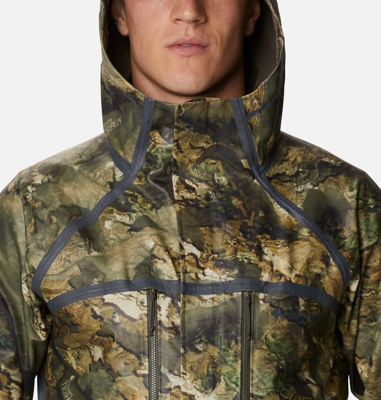 Trophy Rack™ ODX Jacket | 907 | XXL Men's PHG Trophy Rack™ OutDry™ Extreme Jacket, Mossy Oak Terra Floodplain, a2
