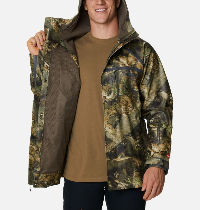 Trophy Rack™ ODX Jacket | 907 | L Men's PHG Trophy Rack™ OutDry™ Extreme Jacket, Mossy Oak Terra Floodplain, a3