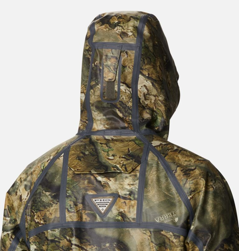 Trophy Rack™ ODX Jacket | 907 | L Men's PHG Trophy Rack™ OutDry™ Extreme Jacket, Mossy Oak Terra Floodplain, a4