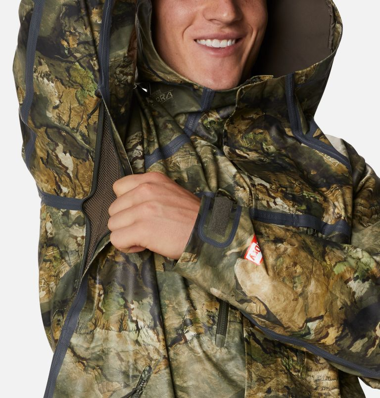 Trophy Rack™ ODX Jacket | 907 | XXL Men's PHG Trophy Rack™ OutDry™ Extreme Jacket, Mossy Oak Terra Floodplain, a5