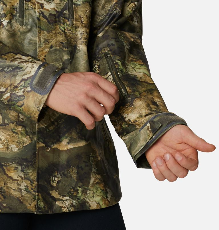 Trophy Rack™ ODX Jacket | 907 | XXL Men's PHG Trophy Rack™ OutDry™ Extreme Jacket, Mossy Oak Terra Floodplain, a6