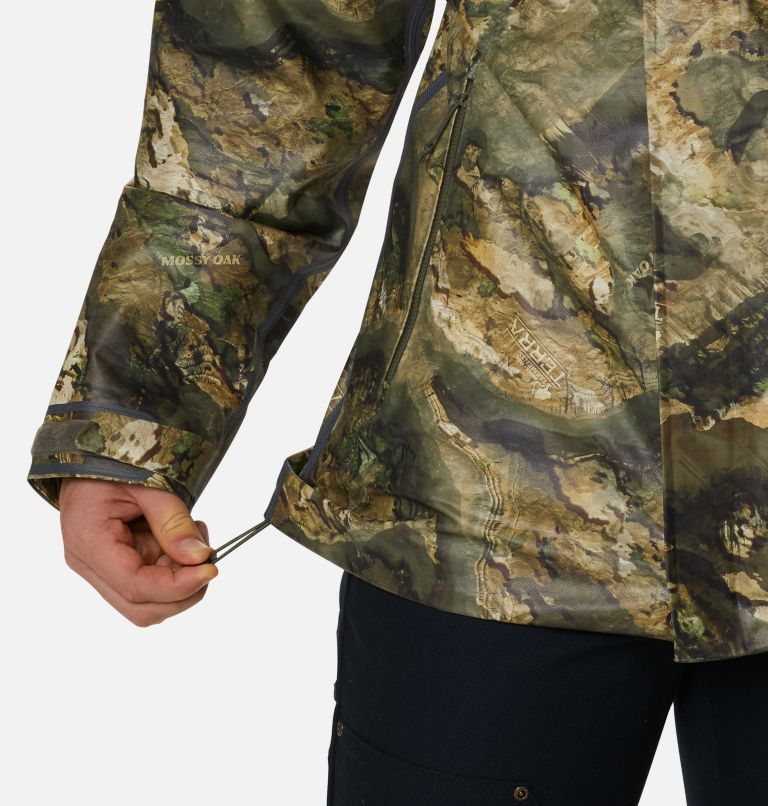 Trophy Rack™ ODX Jacket | 907 | XL Men's PHG Trophy Rack™ OutDry™ Extreme Jacket, Mossy Oak Terra Floodplain, a7