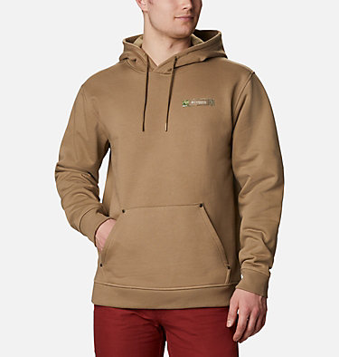 Men's PHG Roughtail™ Work Hoodie Roughtail™ Work Hoodie | 466 | XXL, Flax, front