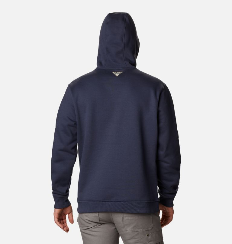 Roughtail™ Work Hoodie | 466 | 5X Men's PHG Roughtail™ Work Hoodie - Big, Nocturnal, back