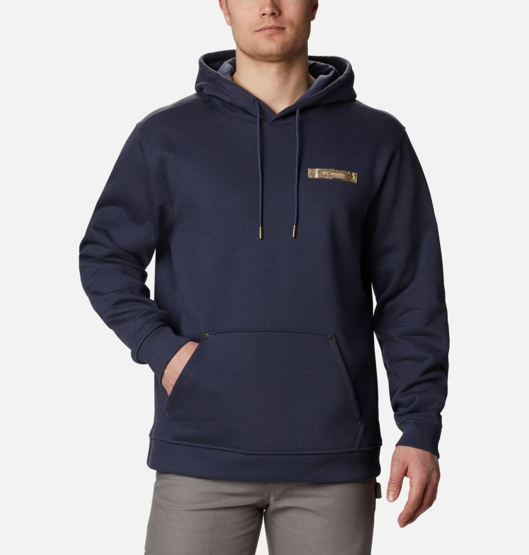 Roughtail™ Work Hoodie | 466 | 5X Men's PHG Roughtail™ Work Hoodie - Big, Nocturnal, front
