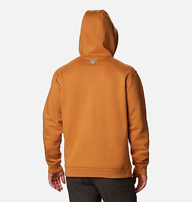 Men's PHG Roughtail™ Work Hoodie - Big Roughtail™ Work Hoodie | 466 | 2X, Canyon Gold, back