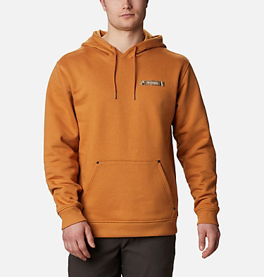 Men's PHG Roughtail™ Work Hoodie - Big Roughtail™ Work Hoodie | 466 | 2X, Canyon Gold, front