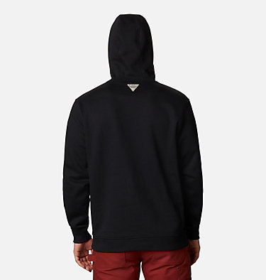 Men's Roughtail™ PHG Work Hoodie - Tall Roughtail™ Work Hoodie | 466 | XLT, Black, back