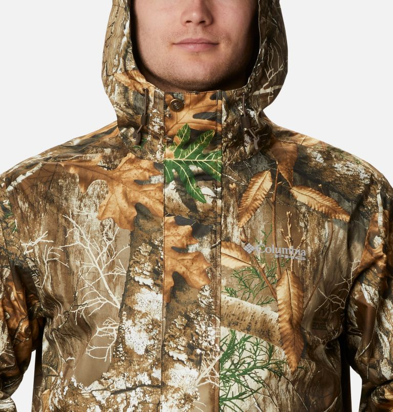 Men's PHG™ Camo Rain Jacket Men's PHG™ Camo Rain Jacket, a2
