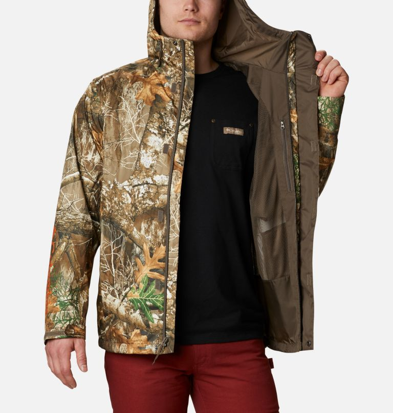 Men's PHG™ Camo Rain Jacket Men's PHG™ Camo Rain Jacket, a3