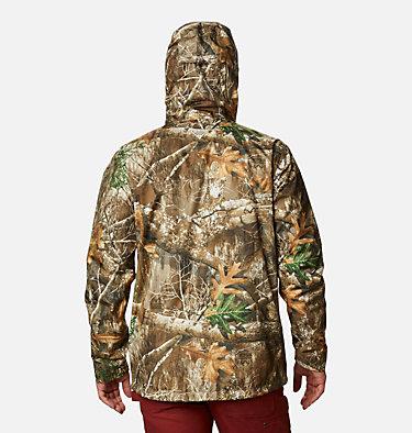Men's PHG™ Camo Rain Jacket PHG™ Camo Rain Jacket | 903 | M, Realtree Edge, Blaze, back