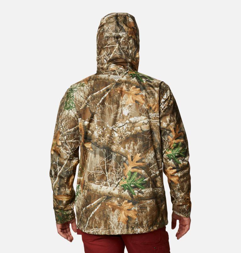 Men's PHG™ Camo Rain Jacket Men's PHG™ Camo Rain Jacket, back
