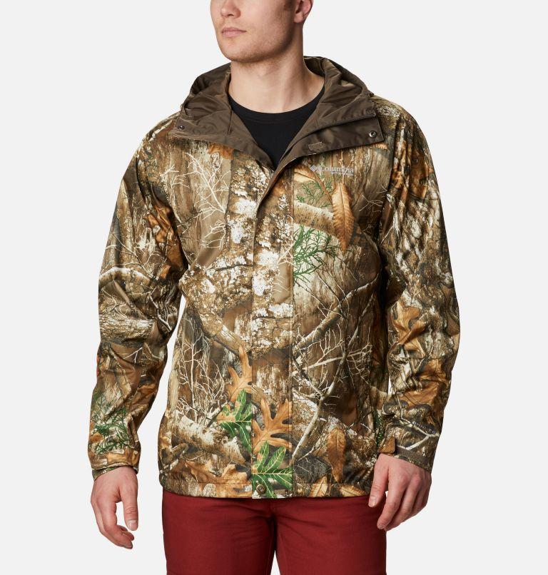Men's PHG™ Camo Rain Jacket Men's PHG™ Camo Rain Jacket, front