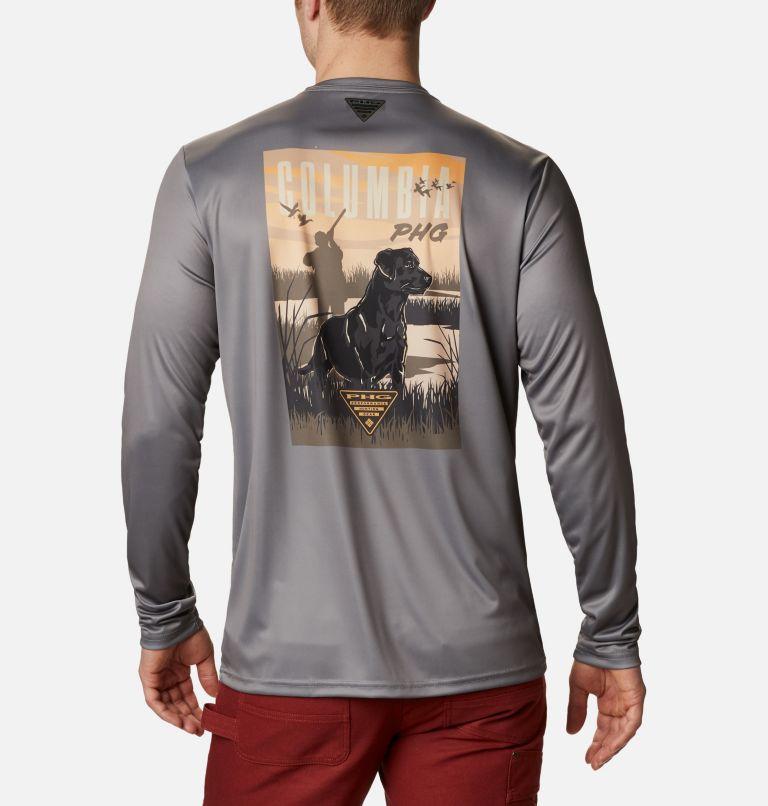 Men's PHG™ Terminal Shot Seasonal Graphic Long Sleeve Shirt Men's PHG™ Terminal Shot Seasonal Graphic Long Sleeve Shirt, front