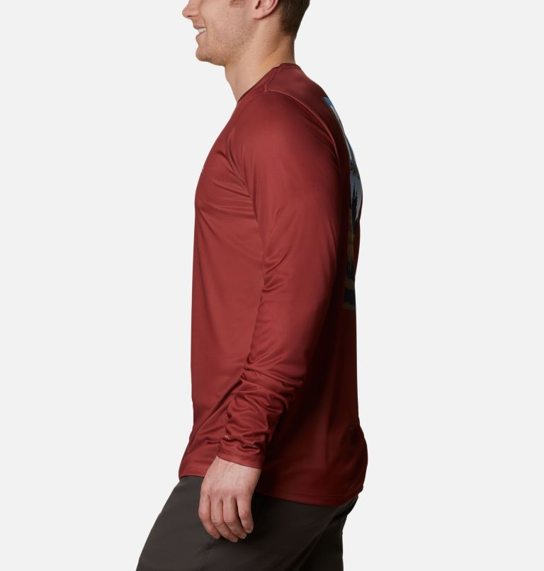 Men's PHG™ Terminal Shot Seasonal Graphic Long Sleeve Shirt Men's PHG™ Terminal Shot Seasonal Graphic Long Sleeve Shirt, a1