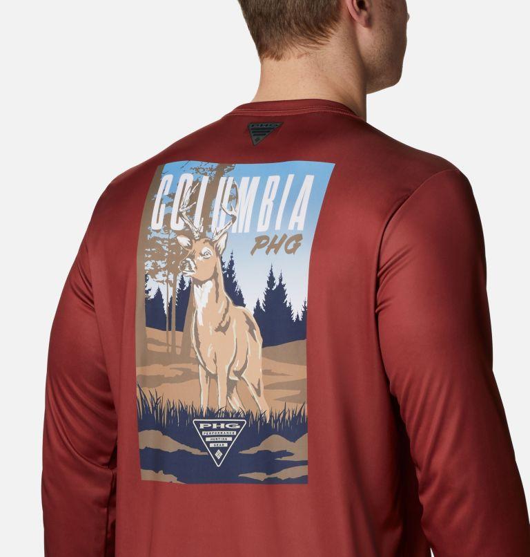 Men's PHG™ Terminal Shot Seasonal Graphic Long Sleeve Shirt Men's PHG™ Terminal Shot Seasonal Graphic Long Sleeve Shirt, a3