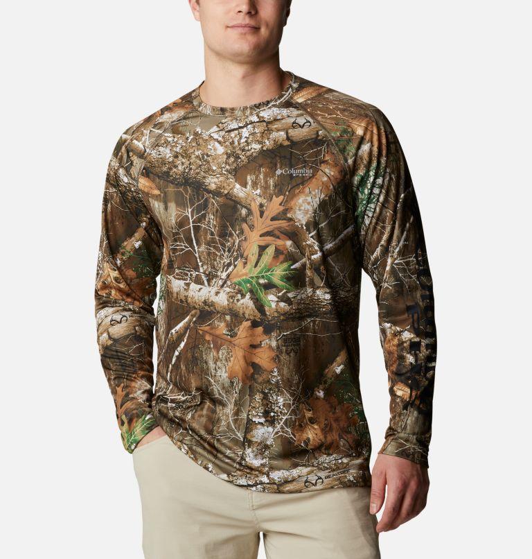 Men's PHG™ Super Terminal Shot Long Sleeve Shirt Men's PHG™ Super Terminal Shot Long Sleeve Shirt, front