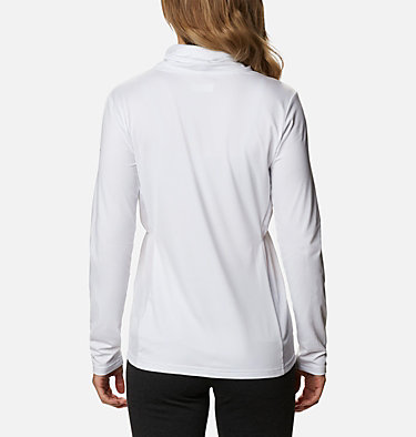 Women's Piney Ridge™ Long Sleeve Knit Shirt Piney Ridge™ LS Knit | 584 | L, White, back