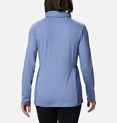 Women's Piney Ridge™ Long Sleeve Knit Shirt Piney Ridge™ LS Knit | 584 | L, Velvet Cove, back