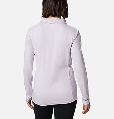 Women's Piney Ridge™ Long Sleeve Knit Shirt Piney Ridge™ LS Knit | 584 | L, Pale Lilac, back
