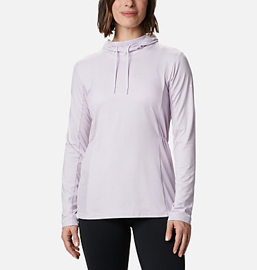 Women's Piney Ridge™ Long Sleeve Knit Shirt Piney Ridge™ LS Knit | 584 | L, Pale Lilac, front