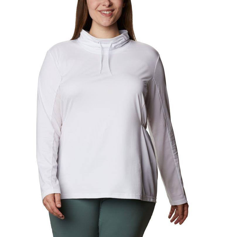 Chandail à manches longues en tricot Piney Ridge™ pour femme - Grandes tailles Chandail à manches longues en tricot Piney Ridge™ pour femme - Grandes tailles, front
