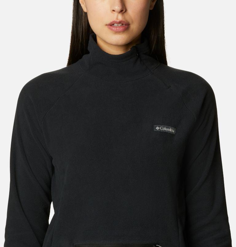 Ali Peak™ 1/4 Zip Fleece | 010 | XXL Chandail à fermeture éclair 1/4 en laine polaire Ali Peak™ pour femme, Black, a2