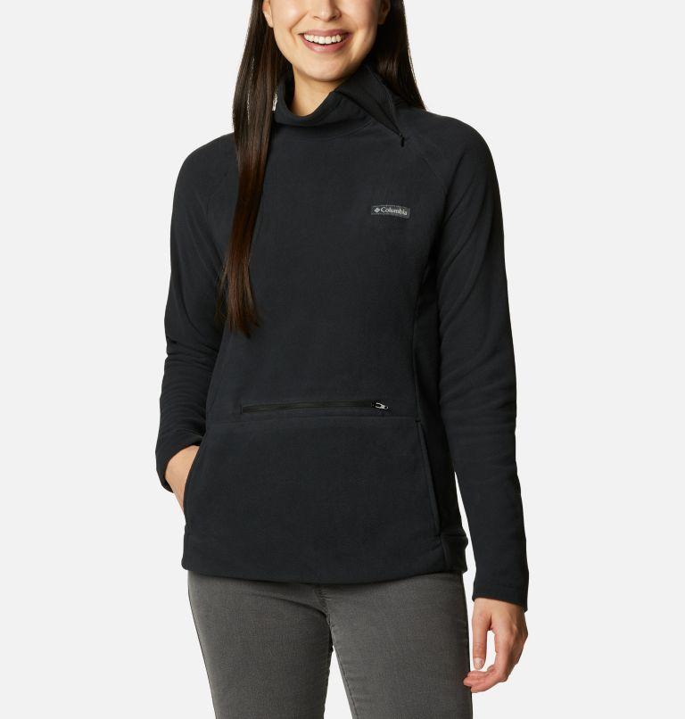 Ali Peak™ 1/4 Zip Fleece | 010 | XXL Chandail à fermeture éclair 1/4 en laine polaire Ali Peak™ pour femme, Black, front