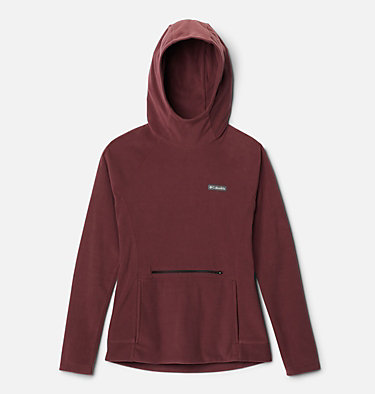 Women's Ali Peak™ Hooded Fleece Ali Peak™ Hooded Fleece | 031 | L, Malbec, front