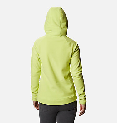 Pile con cappuccio Ali Peak da donna Ali Peak™ Hooded Fleece | 010 | L, Voltage, back