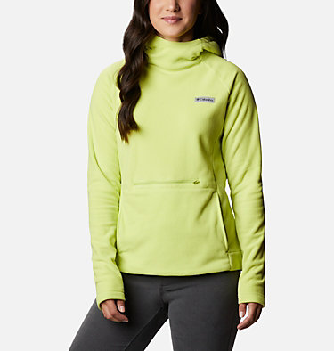 Pile con cappuccio Ali Peak da donna Ali Peak™ Hooded Fleece | 010 | L, Voltage, front
