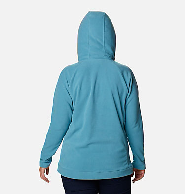 Women's Ali Peak™ Hooded Fleece - Plus Size Ali Peak™ Hooded Fleece | 031 | 1X, Canyon Blue, back
