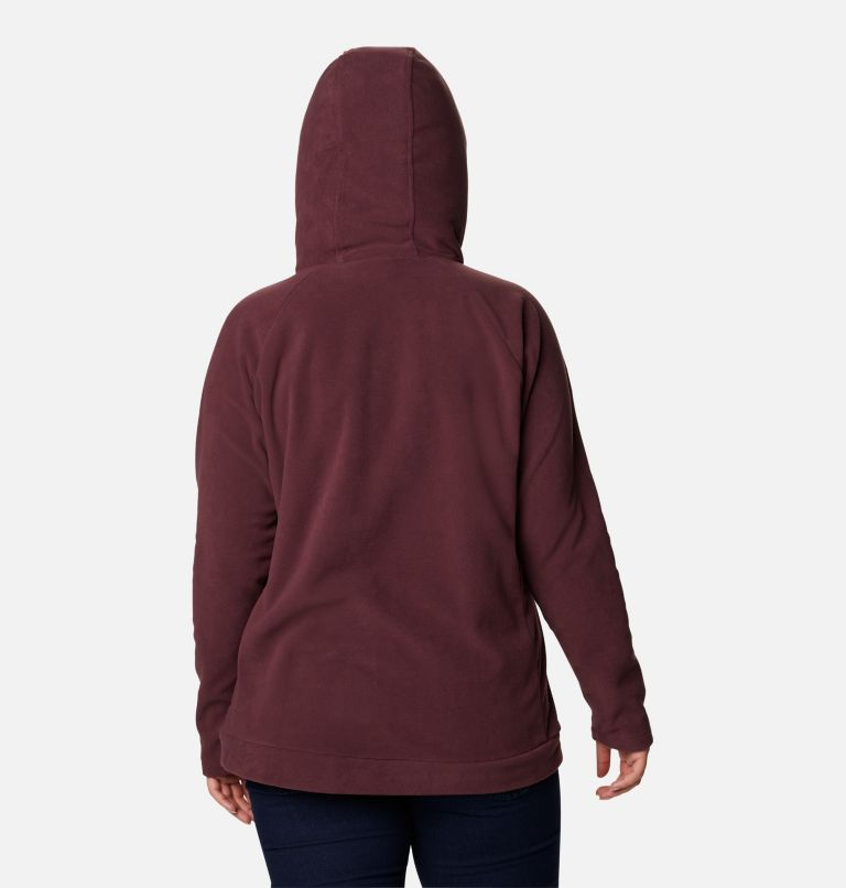 Women's Ali Peak™ Hooded Fleece - Plus Size Women's Ali Peak™ Hooded Fleece - Plus Size, back