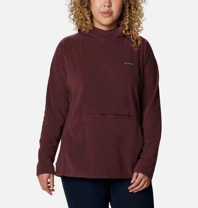 Women's Ali Peak™ Hooded Fleece - Plus Size Women's Ali Peak™ Hooded Fleece - Plus Size, front