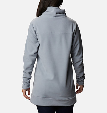 Women's Ali Peak™ Fleece Tunic Ali Peak™ Fleece Tunic | 472 | L, Tradewinds Grey, back