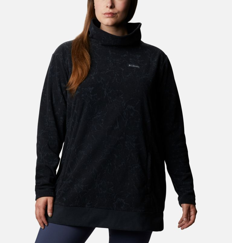 Women's Ali Peak™ Fleece Tunic - Plus Size Women's Ali Peak™ Fleece Tunic - Plus Size, front
