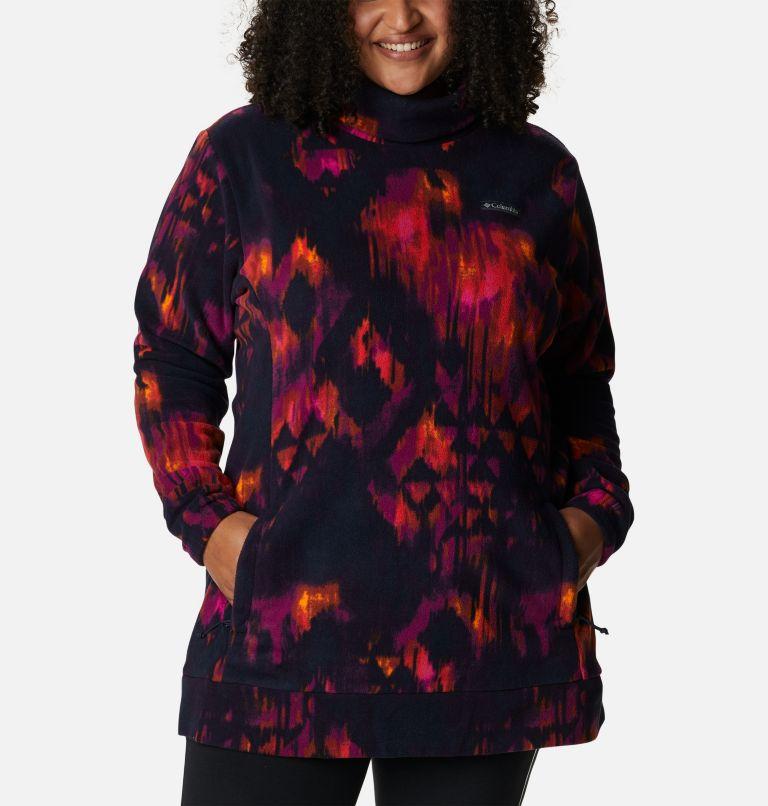 Tunique en laine polaire Ali Peak™ pour femme - Grandes tailles Tunique en laine polaire Ali Peak™ pour femme - Grandes tailles, front