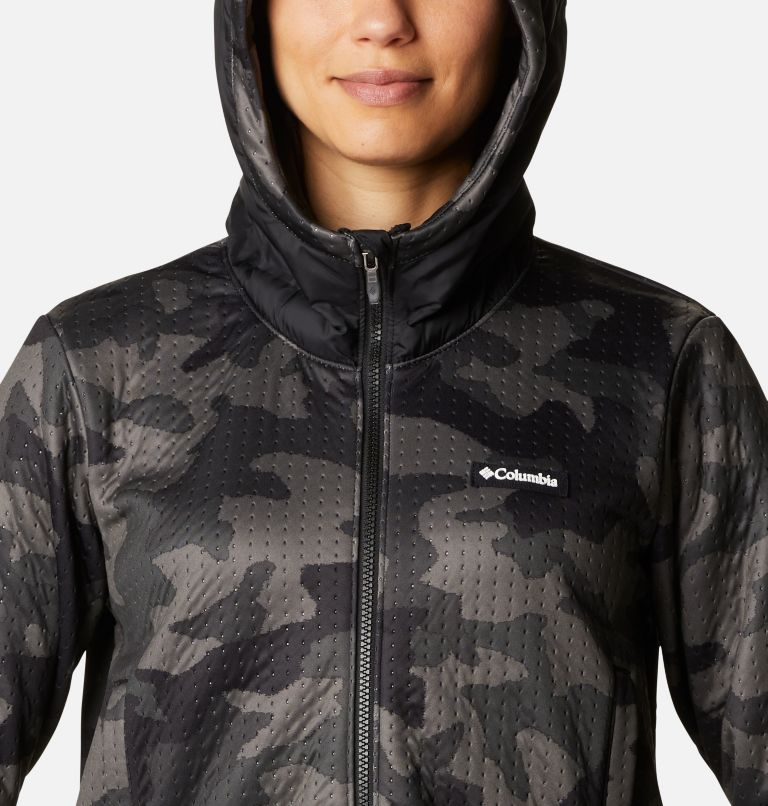 Women's Northern Canyon™ Hybrid Hoodie Women's Northern Canyon™ Hybrid Hoodie, a2