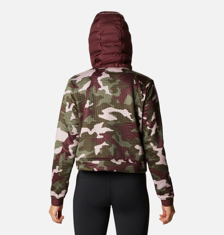 Women's Northern Canyon™ Hybrid Hoodie Women's Northern Canyon™ Hybrid Hoodie, back